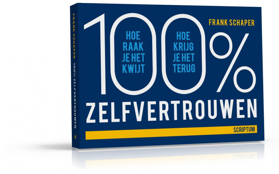 Boekbespreking: 100% zelfvertrouwen