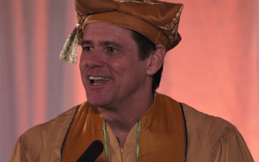 Jim Carrey over doen wat je wilt