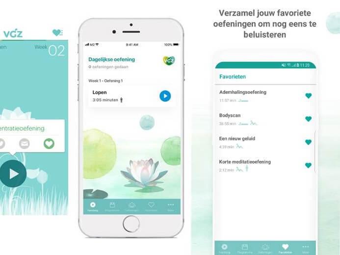 Gratis mindfulness coach app